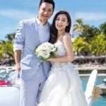 刘璇 王弢 (2013年12月7日) 香港结婚