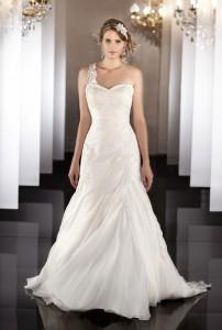 one shoulder dress(1)