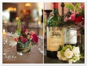 vineyard florals decor